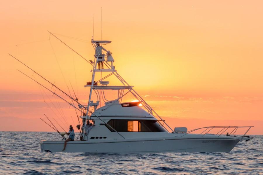Bounty Hunter Sportsfishing Boat