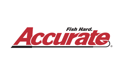 Accurate Fishing Products Logo